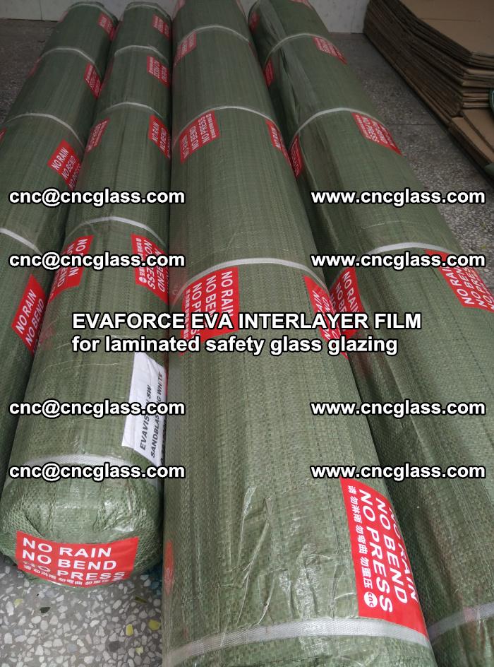 EVAFORCE EVA INTERLAYER FILM for laminated safety glass glazing (1)