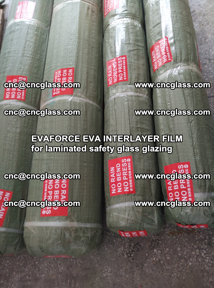 EVAFORCE EVA INTERLAYER FILM for laminated safety glass glazing (15)