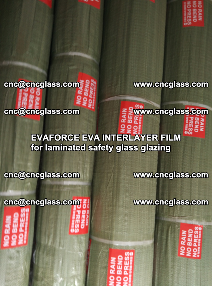 EVAFORCE EVA INTERLAYER FILM for laminated safety glass glazing (2)