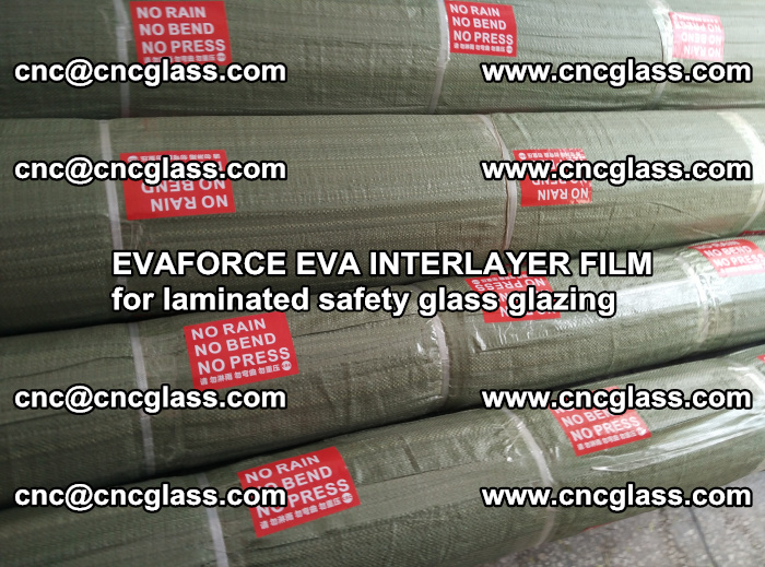 EVAFORCE EVA INTERLAYER FILM for laminated safety glass glazing (21)