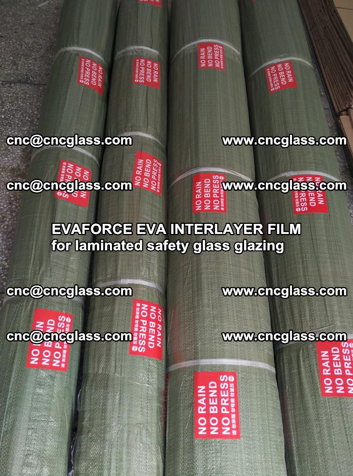 EVAFORCE EVA INTERLAYER FILM for laminated safety glass glazing (22)