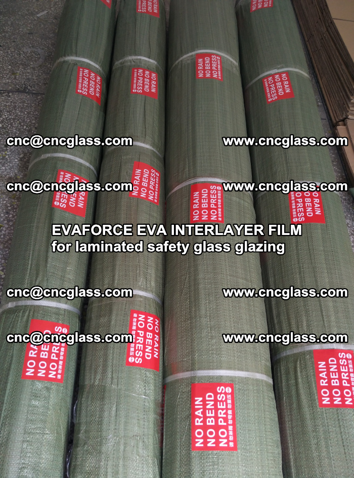 EVAFORCE EVA INTERLAYER FILM for laminated safety glass glazing (26)