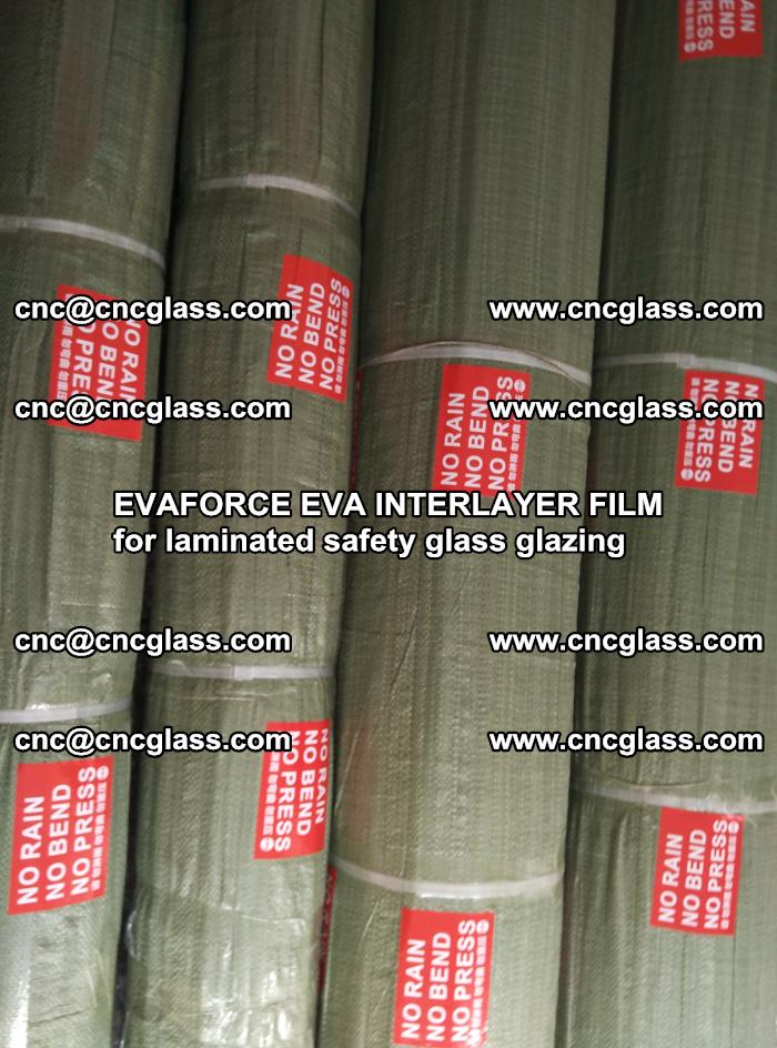 EVAFORCE EVA INTERLAYER FILM for laminated safety glass glazing (3)