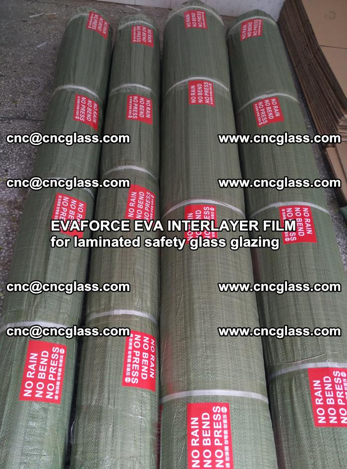 EVAFORCE EVA INTERLAYER FILM for laminated safety glass glazing (31)