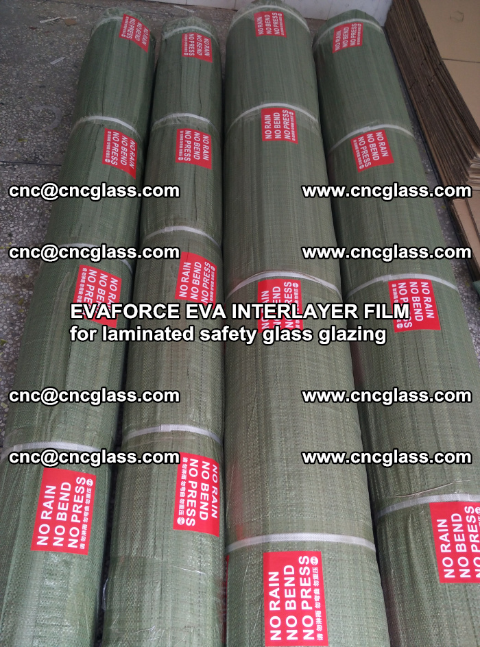 EVAFORCE EVA INTERLAYER FILM for laminated safety glass glazing (33)