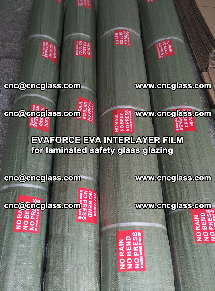 EVAFORCE EVA INTERLAYER FILM for laminated safety glass glazing (36)