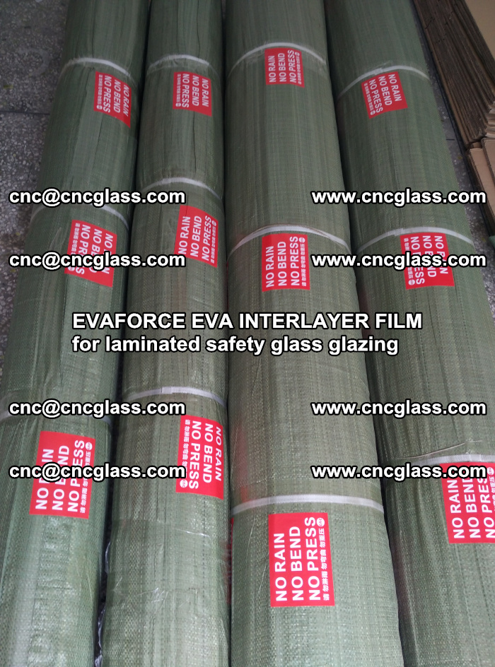 EVAFORCE EVA INTERLAYER FILM for laminated safety glass glazing (37)