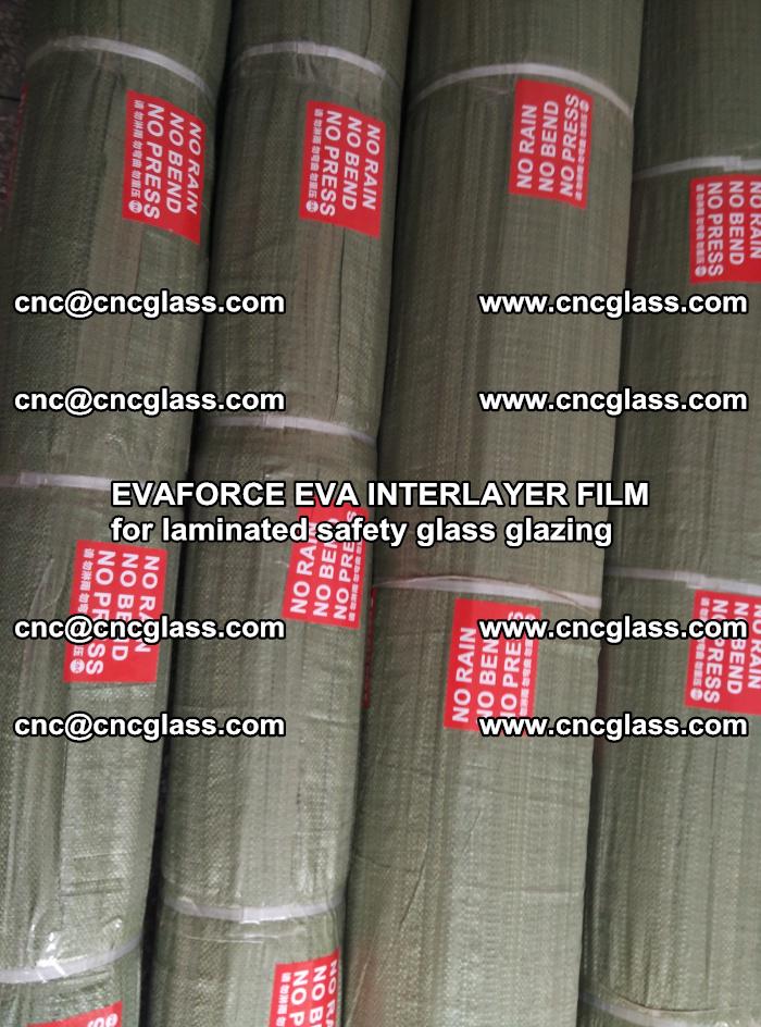 EVAFORCE EVA INTERLAYER FILM for laminated safety glass glazing (4)
