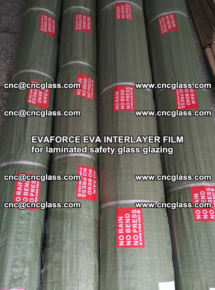 EVAFORCE EVA INTERLAYER FILM for laminated safety glass glazing (42)
