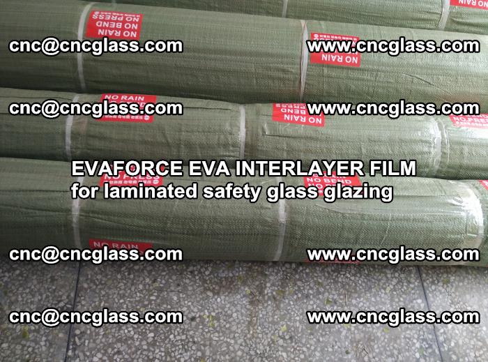 EVAFORCE EVA INTERLAYER FILM for laminated safety glass glazing (45)