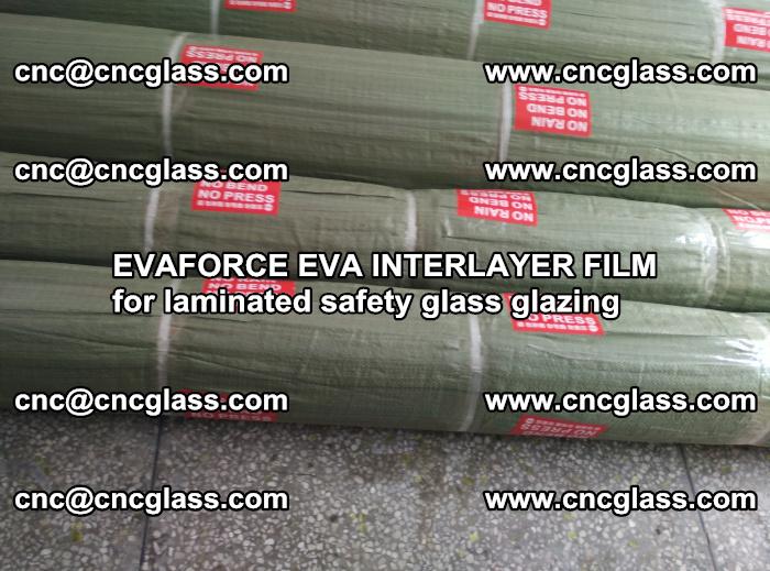 EVAFORCE EVA INTERLAYER FILM for laminated safety glass glazing (47)