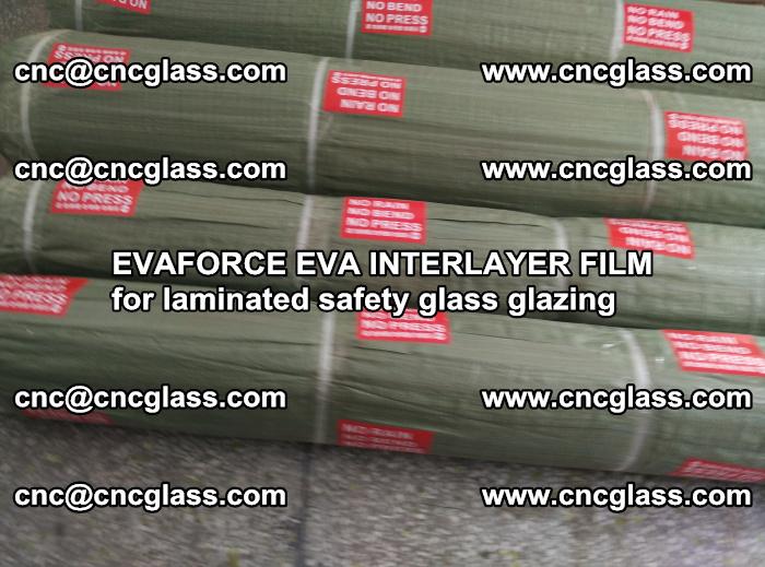 EVAFORCE EVA INTERLAYER FILM for laminated safety glass glazing (48)