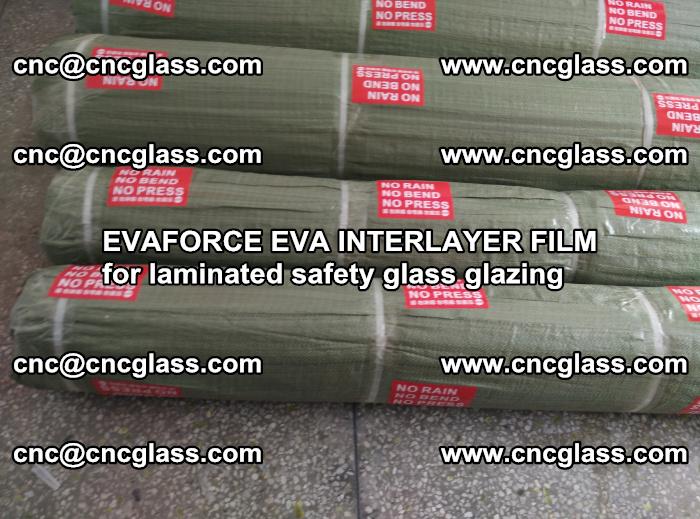 EVAFORCE EVA INTERLAYER FILM for laminated safety glass glazing (49)